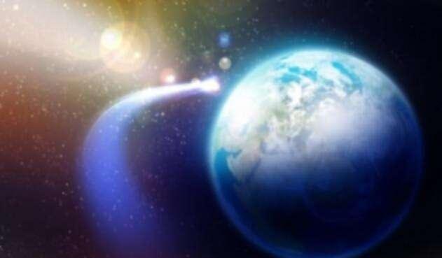 Riesgos para la tierra en el espacio exterior