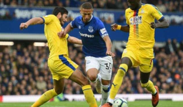 Everton vs Crystal Palace - Premier League