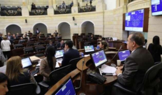 Plenaria Senado de la República