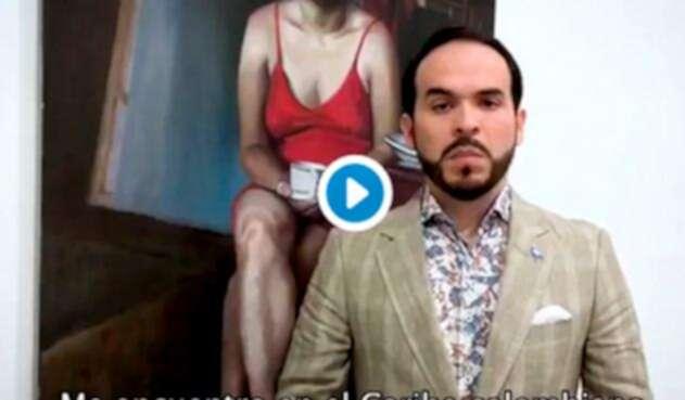 El abogado Abelardo de la Espriella hablando del caso de la niña Génesis Rúa Vizcaíno