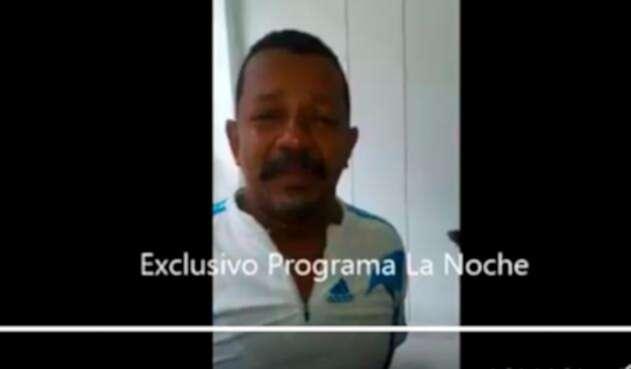 Adolfo Enrique Arrieta desde prisión hablando del asesinato de la niña Génesis Rúa