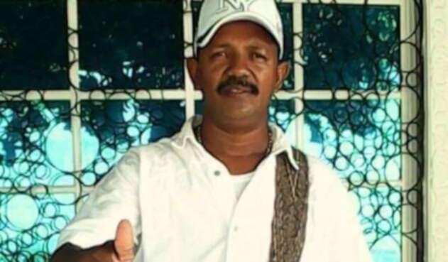 Adolfo Enrique Arrieta García, detenido por el asesinato de la niña Génesis Rúa en Fundación (Magdalena)
