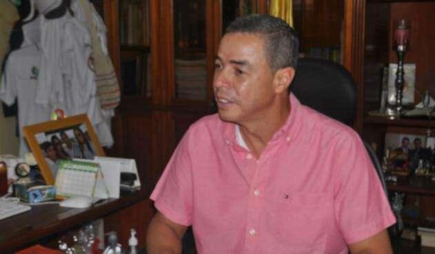 Álvaro Pacheco, gobernador de Caquetá