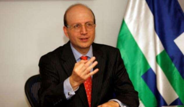Andrés Rugeles, nuevo secretario de Transparencia de la Presidencia
