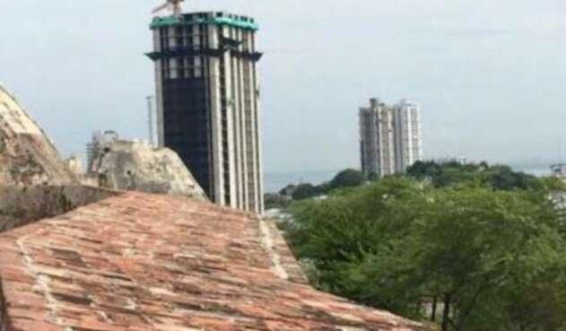 Edificio Aquarela de Cartagena