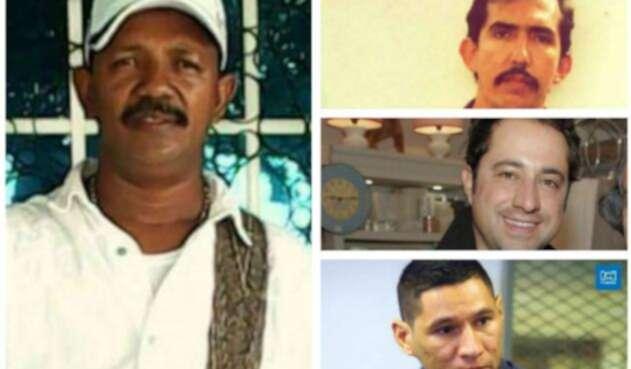 Asesinos de niños en Colombia
