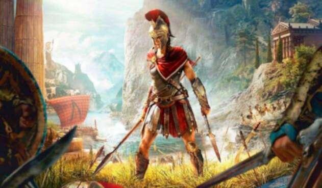 Assasins Creed Odysey es la nueva a puesta de Ubisoft