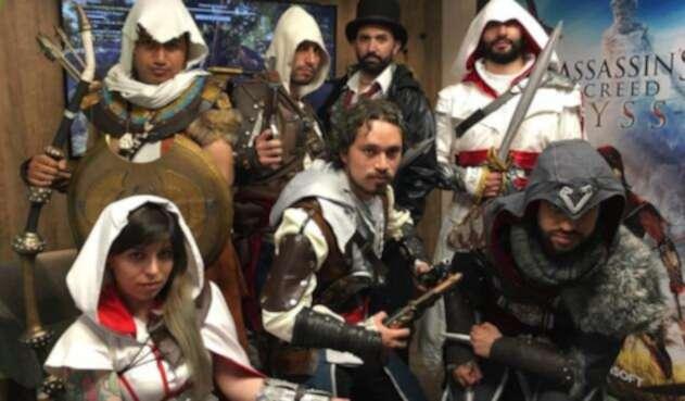 Historia detrás del genio de la animación de Assassin's Creed Odyssey