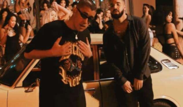 Drake y Bad Bunny estrenan 'Mia'