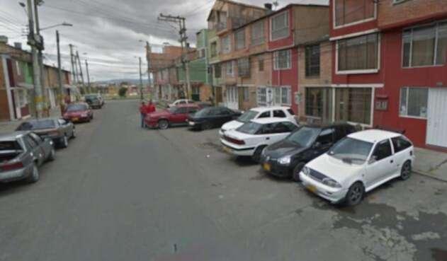 Este es el barrio Villa María donde estarían cobrando por paquearse en vía pública