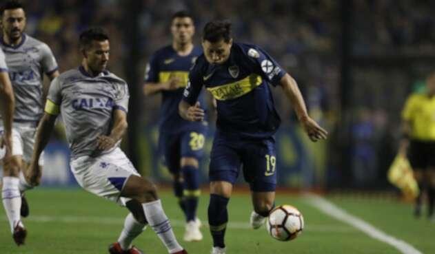 Boca vs Cruzeiro