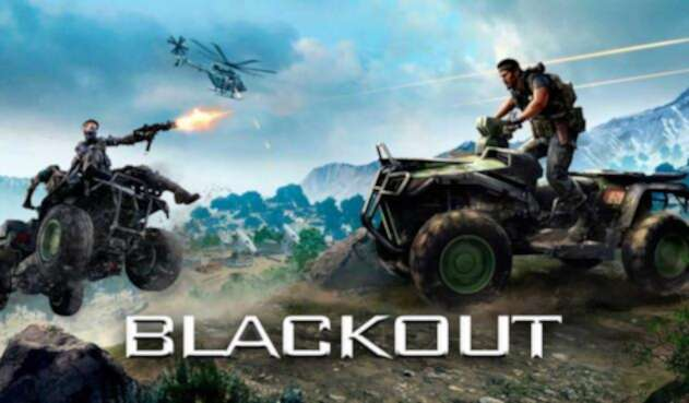 Call of Duty Black Ops 4 - Blackout