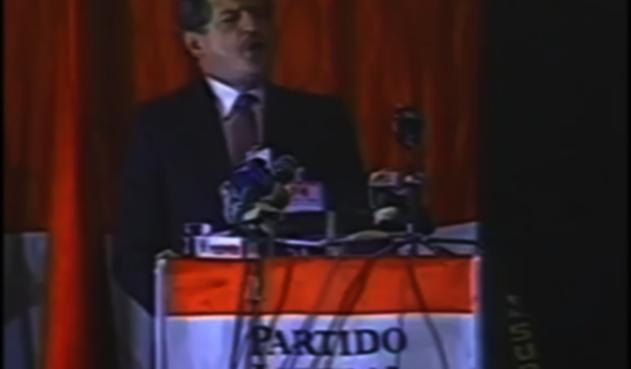 Regreso de Luis Carlos Galán al Partido Liberal