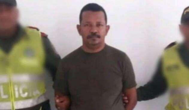 Adolfo Enrique Arrieta señalado de asesinar y quemar a niña en Fundación