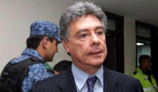Carlos Albornoz Exdirector de la Dirección Nacional de Estupefacientes