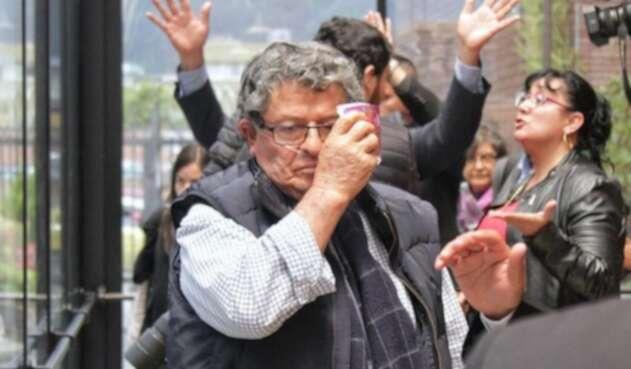 Carlos Solarte y su hija Paola Solarte son investigados por un contrato para la ejecución de la interceptación del proyecto Tunjuelo - Canoas.