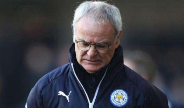 Claudio Ranieri, extécnico de Leicester