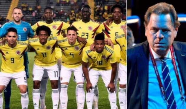 Ramón Jesurún tendría como principal candidato para Colombia al argentino Néstor Lorenzo