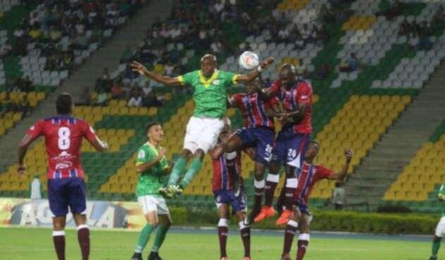 Deportes Quindío vs Unión Magdalena - Torneo Águila 2018
