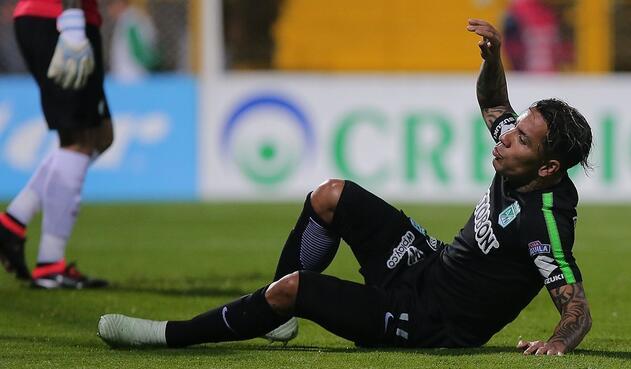 Dayro Moreno - Atlético Nacional