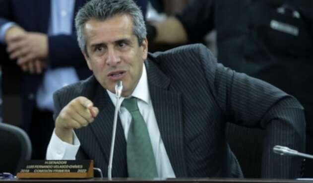 Luis Fernando Velasco, congresista