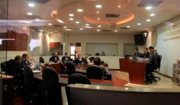 Comisión de acusación se reúne por el caso del Cartel de la Toga
