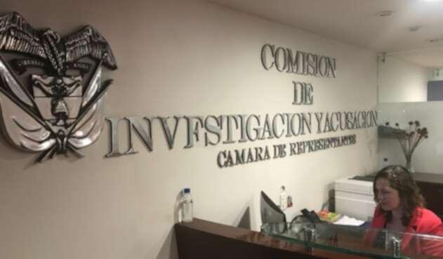 Comisión de Acusación de la Cámara de Representantes