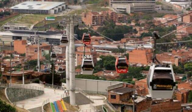 Comuna 13 de Medellín