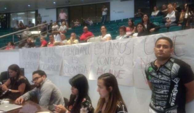Debate a EPM en el Concejo de Medellín