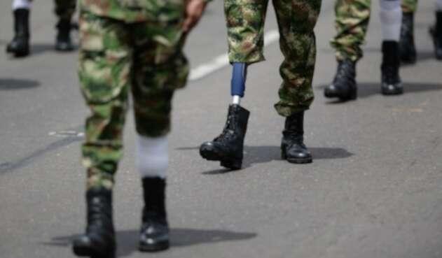 Minas Antipersonal en Colombia