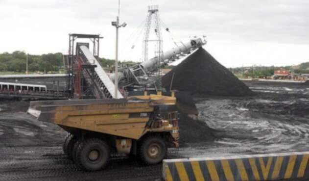 El contagiado es operario de maquinaria en la mina ' El Descanso'
