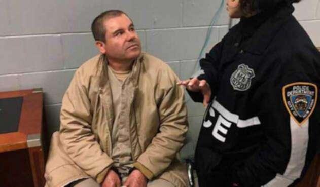 El Chapo, de 61 años, enfrenta la cadena perpetua si es declarado culpable.