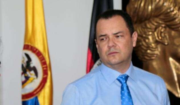 Édgar Andrés Pallares Díaz, secretario de gobierno de Norte de Santander