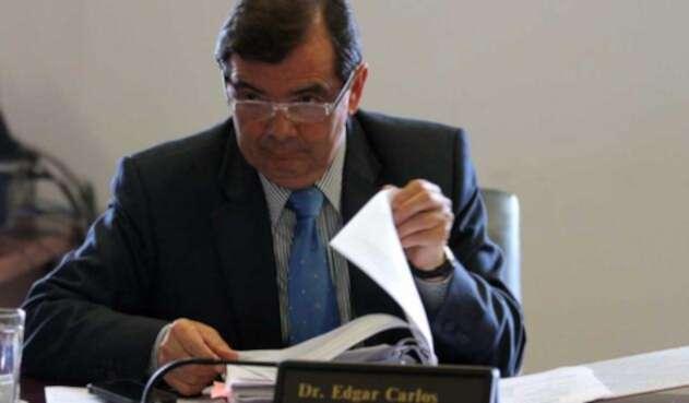 Edgar Sanabria Melo,
