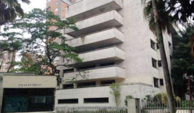 Edificio Mónaco de Medellín.