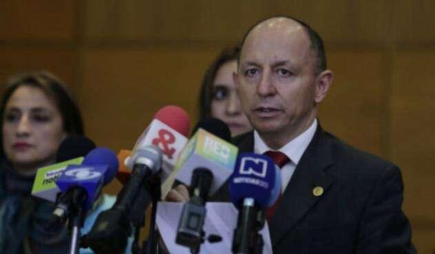 Néstor Orlando Arenas, presidente de Medimás