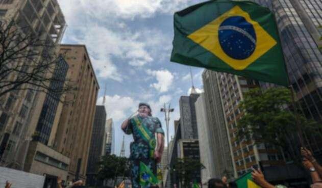 Marchas en Brasil