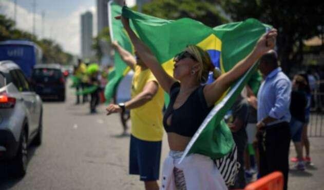 Elecciones en Brasil.