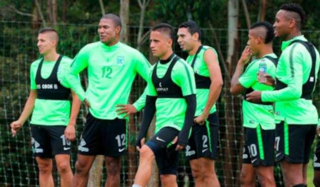 Atlético Nacional ha venido siendo dirigido por Hernán Darío el 'Arriero' Herrera