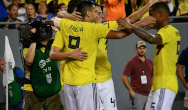 Colombia venció a Estados Unidos