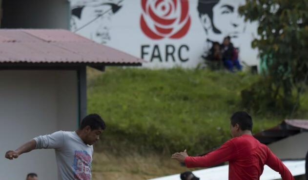 Francia formará como guías forestales a antiguos combatientes de las Farc.