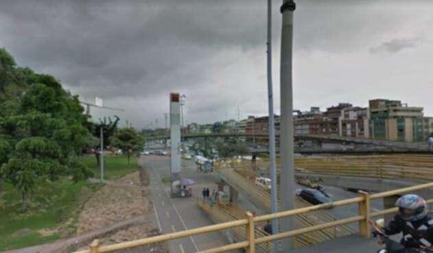 Estación Movistar Arena