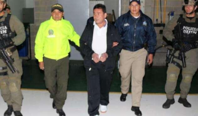 Extradición 'Pedro Orejas' hacia Estados Unidos