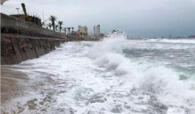 Efectos huracán Willa.