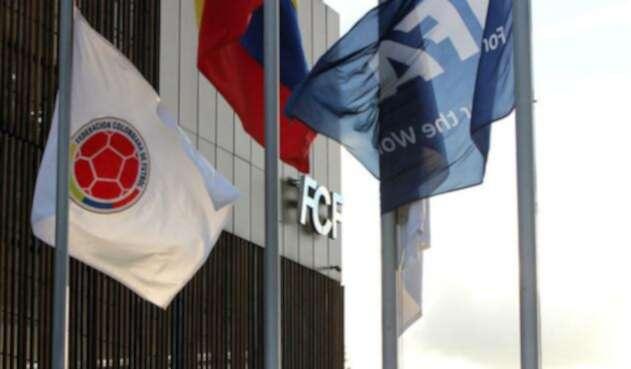 Sede de la Federación Colombiana de Fútbol