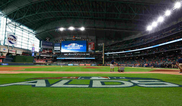 Minute Maid Park Estadio Astros Houston