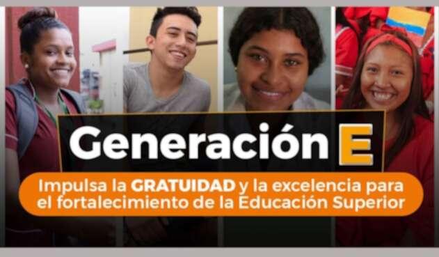 Generación E, el programa del Ministerio de Educación