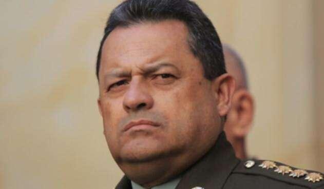 El general Jorge Hernando Nieto, director Policía Nacional
