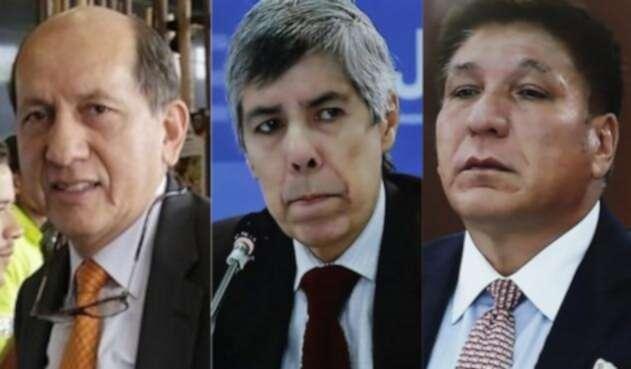General Mendieta, Alan Jara y Sigifredo López
