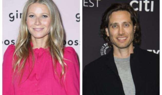 Gwyneth Paltrow y Brad Falchuk se casaron en Nueva York
